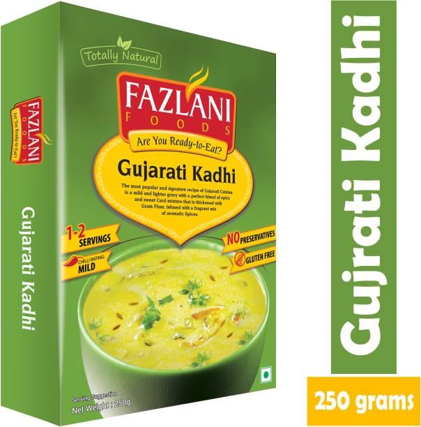 FAZLANI FOODS Ready to Eat Gujarati Kadhi (1 Pack-250gms) 250 g