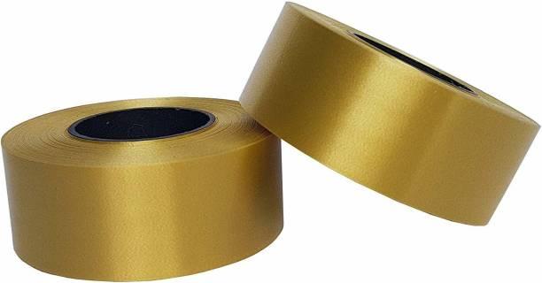 atul gift& toys golden ribbon Gold PP (Polypropylene) Ribbon