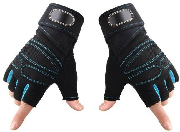 NIRVA Workout Gym Weight Lifting Gloves For Men & Women Gym & Fitness Gloves