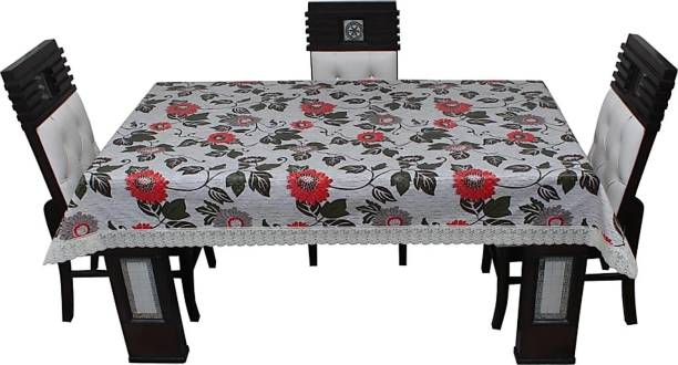 KingMatters Floral 4 Seater Table Cover