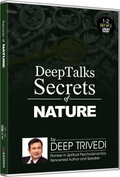 Secrets of Nature - DeepTalks by Deep Trivedi (Hindi) (Set of 2 DVDs) 1