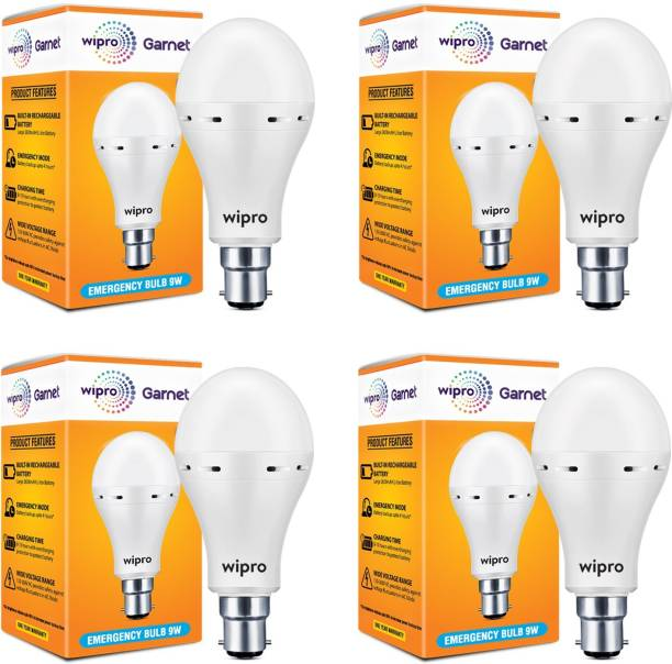 WIPRO NE9001_4 Bulb Emergency Light