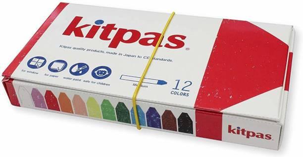 Kitpas Art Crayons