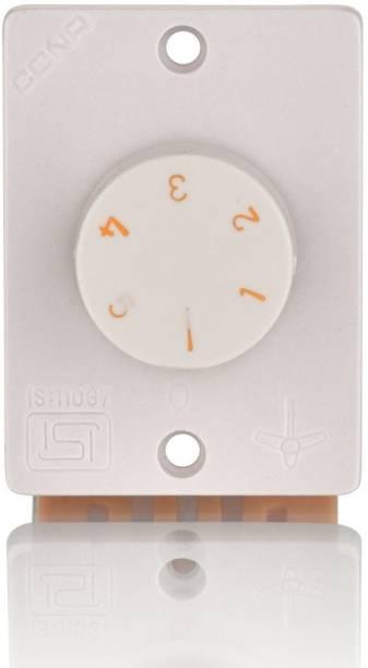 CONA Gold 3211 Medium Step Fan Regulator Step-Type Button Regulator