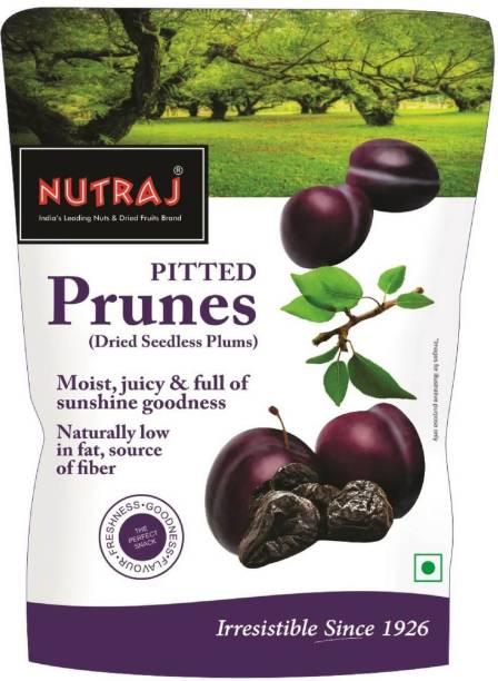 Nutraj California Pitted Prunes (Dried Seedless Plums) Prunes