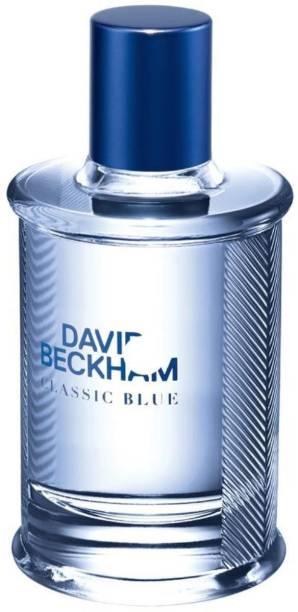 DAVID BECKHAM Classic Blue Eau de Toilette  -  90 ml