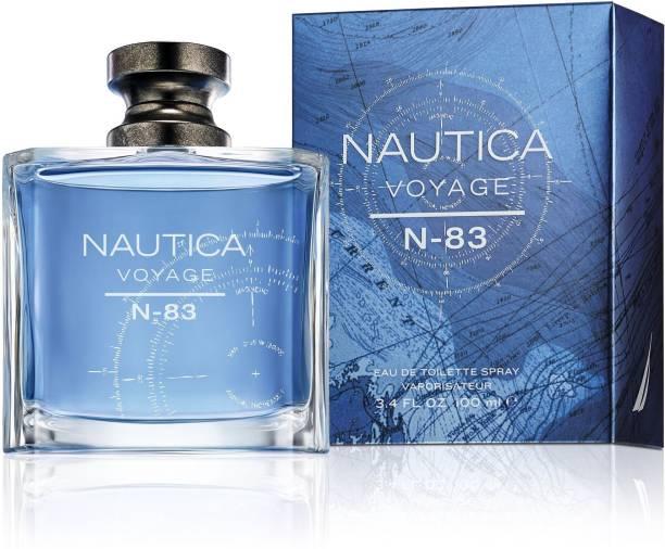 NAUTICA Voyage N 83 Eau de Toilette  -  100 ml