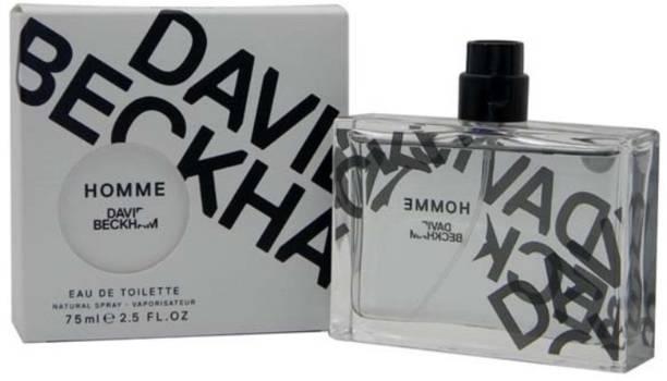 DAVID BECKHAM Homme Eau de Toilette  -  75 ml