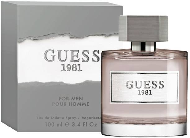 GUESS 1981 M Eau de Toilette  -  100 ml
