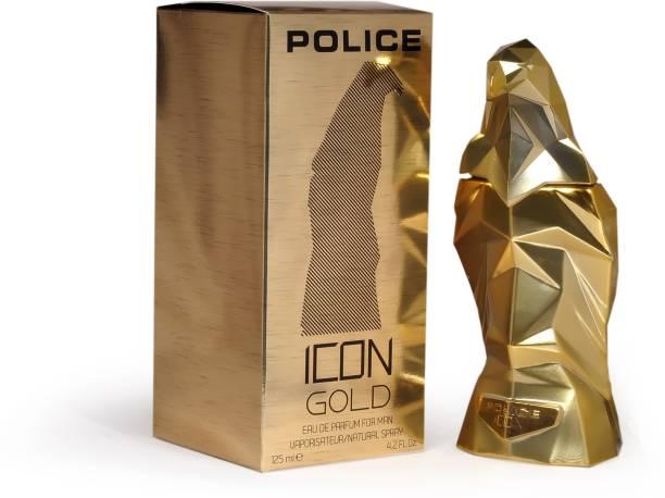 POLICE Icon Gold Eau de Parfum  -  125 ml