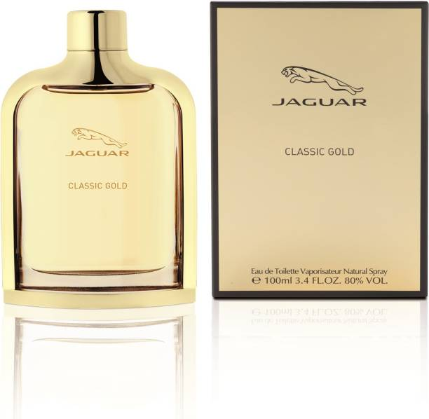 JAGUAR Classic Gold Eau de Toilette  -  100 ml