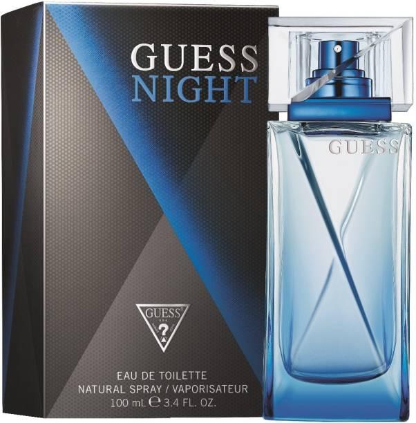 GUESS Night Eau de Toilette  -  100 ml