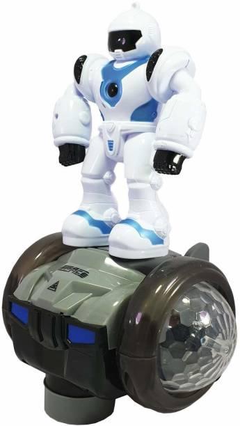 Wekidz Magic Light Walking Dancing Robot