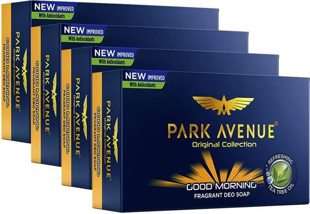 PARK AVENUE 4 GOOD MORNING Soap