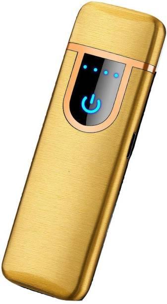GREYFIRE Touch Sensor Ultra Slim USB Charging Cigarette Lighter