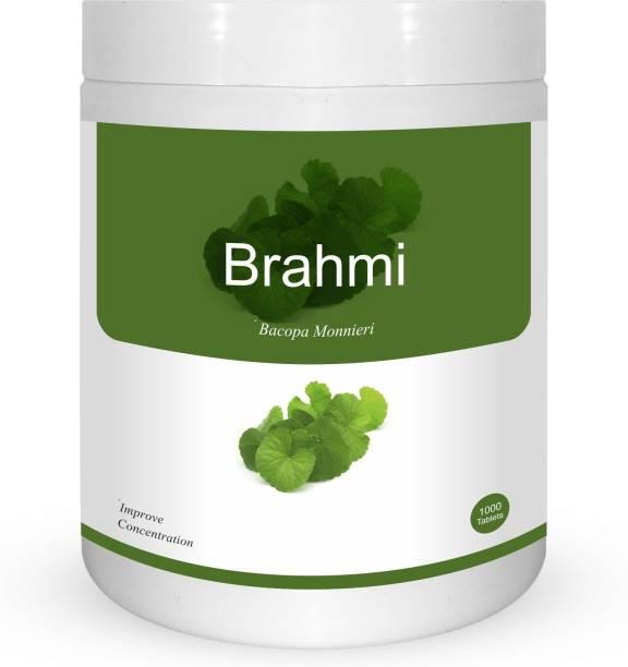 Herb Essential Brahmi Tablet 1000's