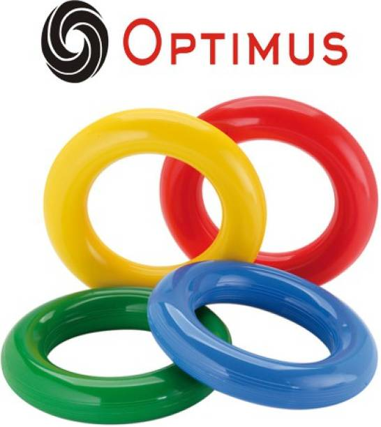 Optimus ® 4 Tennikoit Ring Tennicoit Ring Tenniquoit Ring Tennis Ring Rubber Ring - Plain Rubber Tennikoit Ring