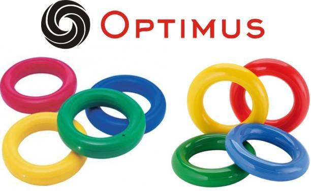 Optimus ® 8 Tennikoit Ring Tennicoit Ring Tenniquoit Ring Tennis Ring Rubber Ring - Plain Rubber Tennikoit Ring