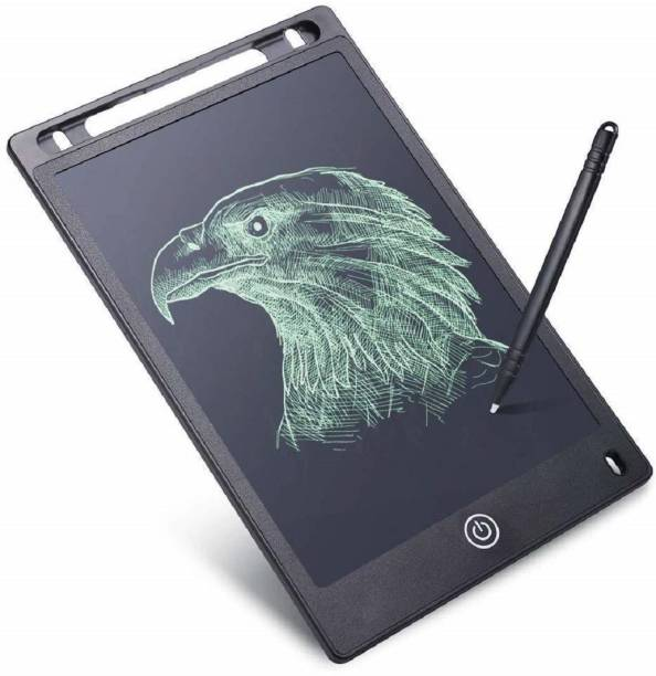 Redbox Advance & Portable 8.5 inch LCD Re-Writing Paperless Electronic Digital Notepad Board for Writing And Learning LCD Writing Tablet Pad