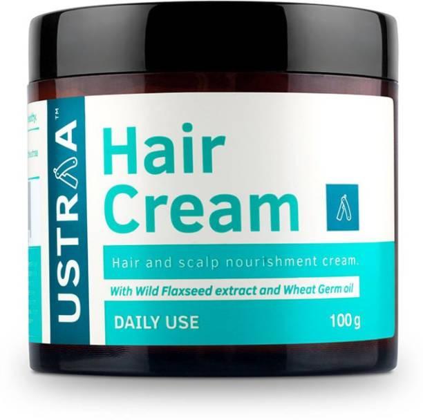 USTRAA Hair Cream for men - Daily Use Hair Cream