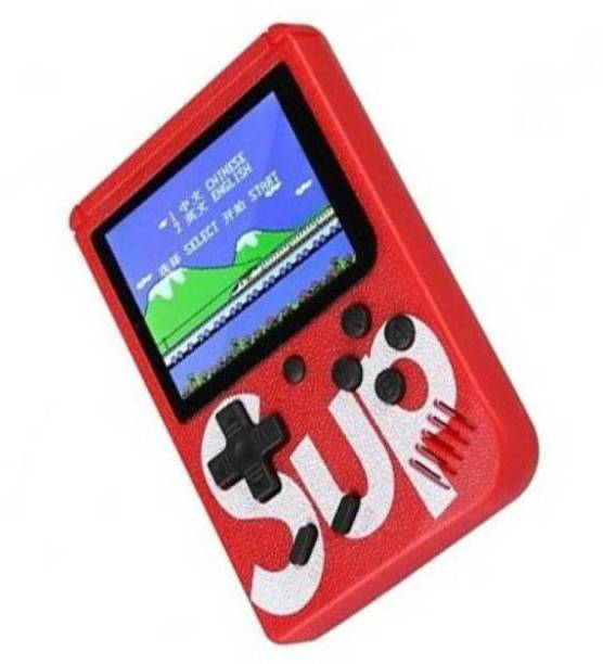 Blueseed SUP 400 in 1 Retro video Game Box Console Handheld Digital Game PAD box a7 8 GB with Mario and 400 other games.