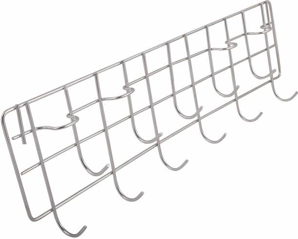Mohini steels SS Multi Purpose Hanger Utensil Kitchen Rack   Steel
