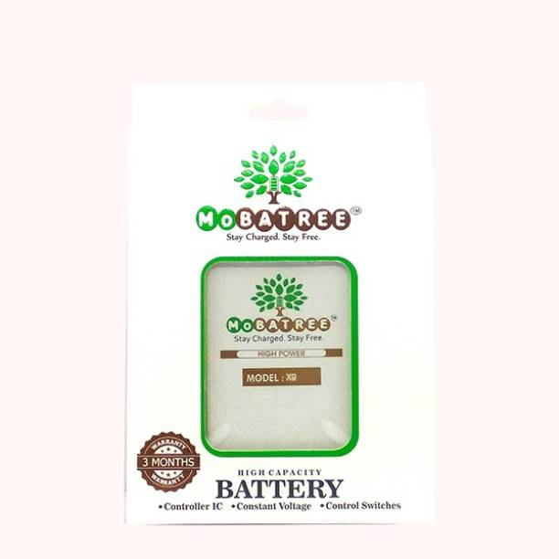 MOBATREE Mobile Battery For  Exmart x9 Dual Sim
