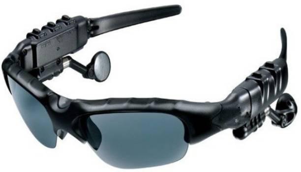 EWELL Sports Bluetooth Audio Player Bluetooth Connectivity Sunglasses (Smart Glasses)