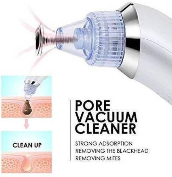 Arav Impex Plastic Blackhead Remover Vacuum Suction Device