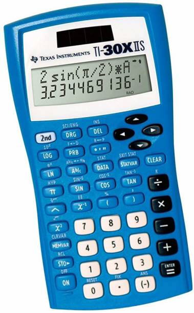 Texas InstrumentsS 30XIIS/TBL/1L1/BA Scientific  Calculator