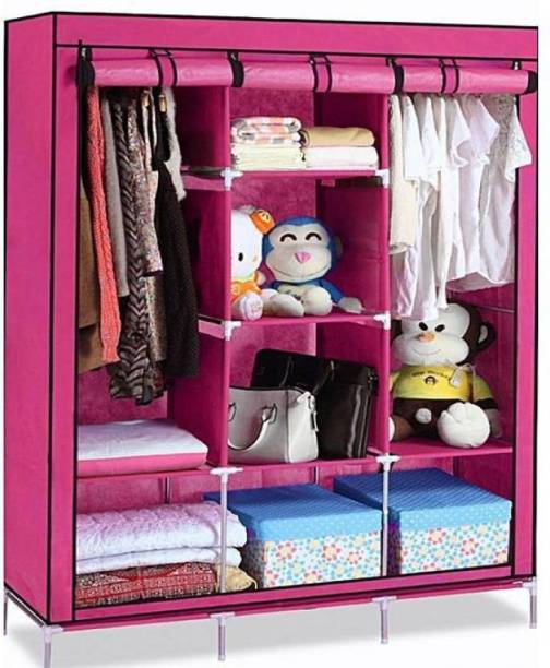 MINNAS CENTRAL Collapsible Wardrobe 88130 PP Collapsible Wardrobe