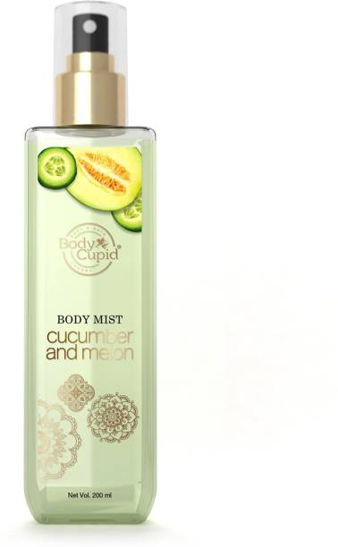 Body Cupid Cucumber and melon body mist Body Mist  -  For Men & Women