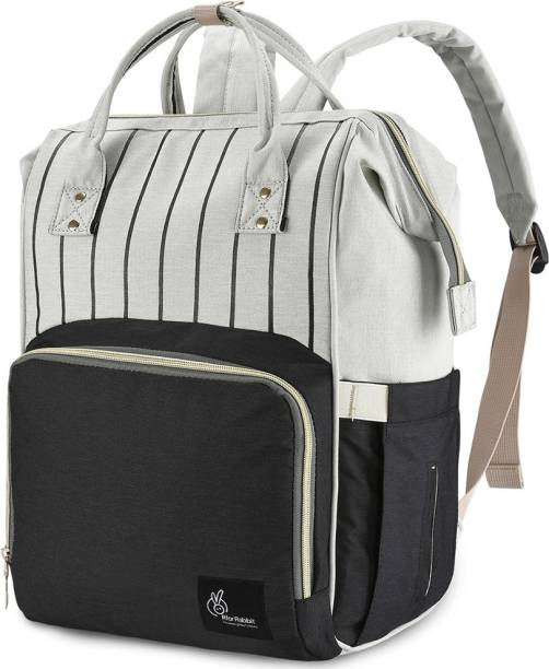 R for Rabbit Diaper Bags Backpack for Mothers/Mom Diaper Bag