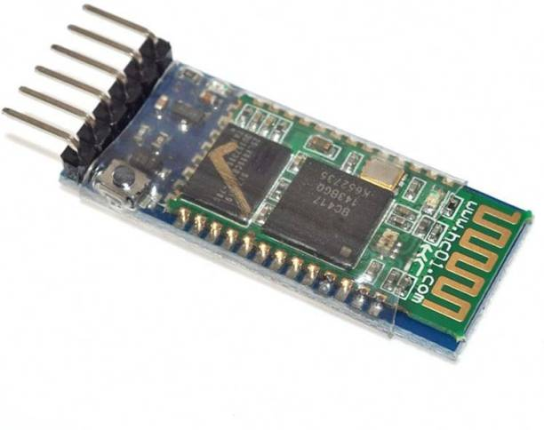 Super Debug Bluetooth Transceiver Module with TTL Outputs HC05 (Green) Micro Controller Board Electronic Hobby Kit