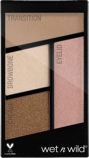 Wet n Wild Color Icon Eyeshadow quads - Walking On Eggshell 4.5 g