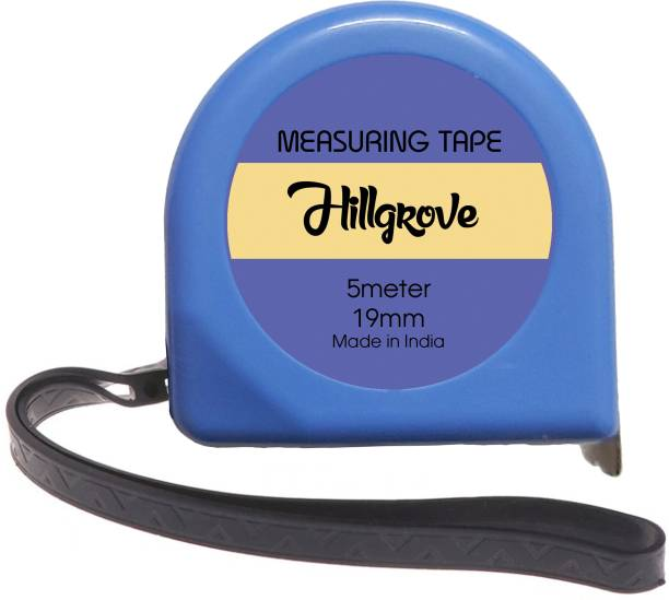 Hillgrove 5 Meter Steel Blade Measurement Tape