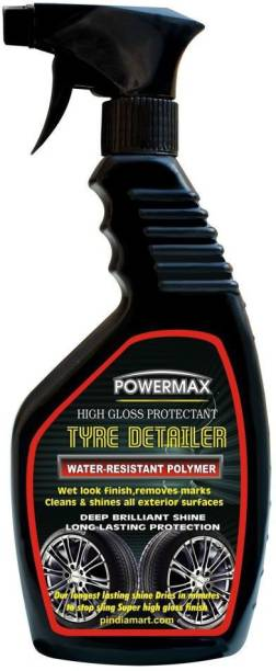 POWERMAX Car Tyer Detailer Car Washing Liquid