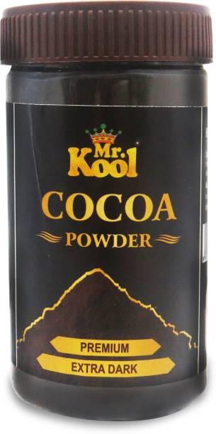 Mr.Kool Premium Extra Dark Cocoa Powder_100g Cocoa Powder