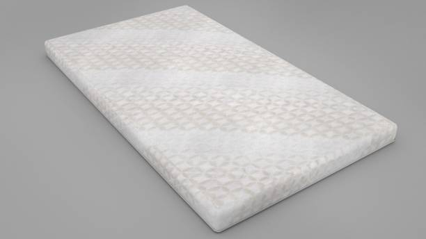 CENTUARY Child Kids Mattress 2 inch Single Latex Foam Mattress