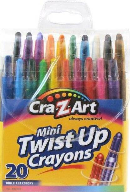 Cra-Z-Art Mini Twist Up Crayons