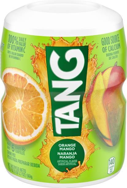 TANG Orange Mango Flavour Drink Mix USA, 561g Nutrition Drink