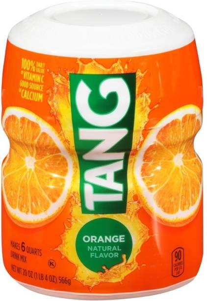 TANG Orange Drink Mix, 566g Nutrition Drink