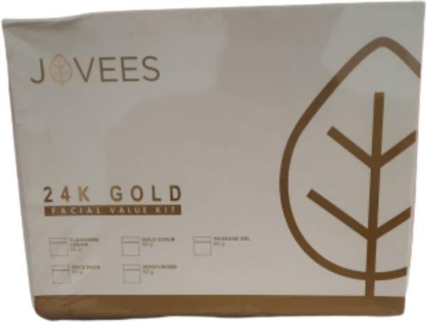 JOVEES 24 K GOLD FACIAL VALUE KIT