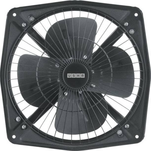 USHA AEROCLEAN PLUS EXHAUST FAN 230 mm Ultra High Speed 5 Blade Exhaust Fan