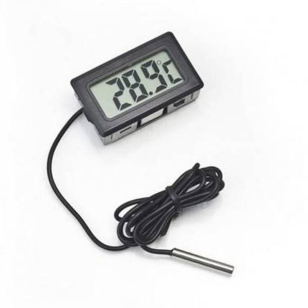 INDITRUST Digital Thermometer Thermometer with Fork Kitchen Thermometer