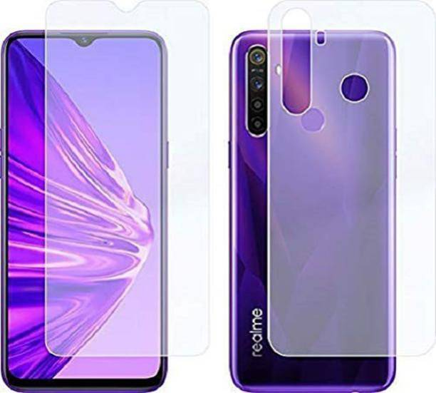 PR SMART Front and Back Tempered Glass for Realme 5s