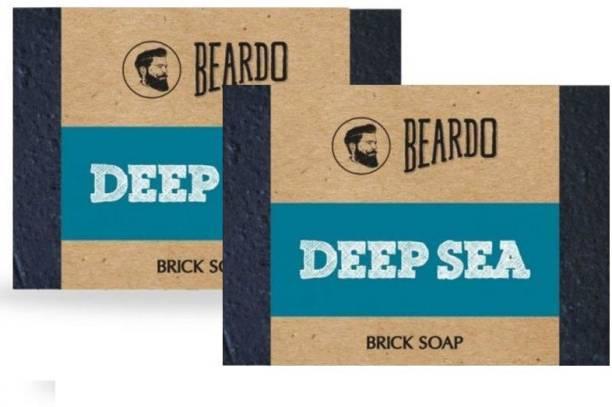 BEARDO Deep Sea Soap Combo