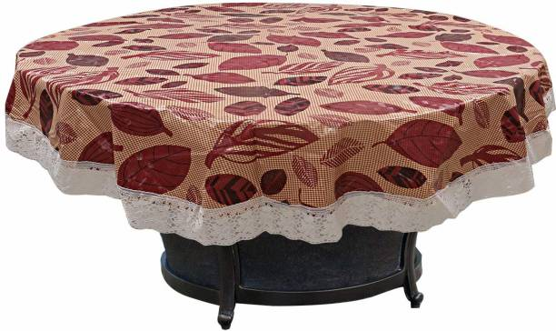 KARTIKEY Printed 4 Seater Table Cover