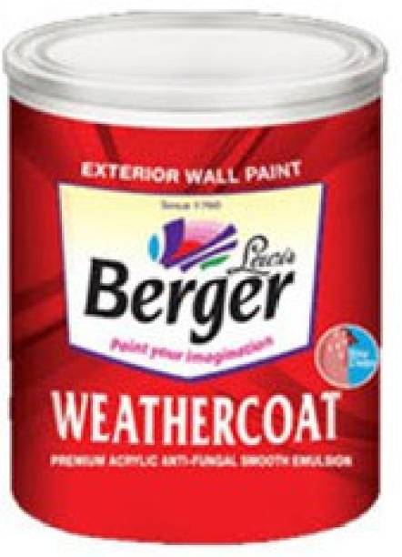 Berger Pain-528 Brown Emulsion Wall Paint