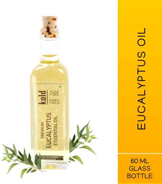 KOLD PURE PRESS Virgin | Cold Pressed | Glass Bottle | Essential Oil